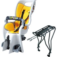 Topeak Baby Seat II Carrier with Disc Rack
