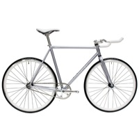 Fyxation Eastside Complete Bikes - Silver