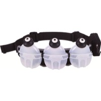 Fuelbelt Revenge R30 3-Bottle Hydration Belt - Black