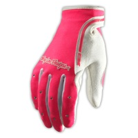 Troy Lee XC Women's Gloves - Pink