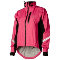 Showers Pass Women's Elite 2.1 Jacket - Electric Rose
