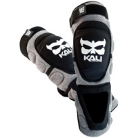 Kali Protectives Aazis Soft Knee/Shin Guard - Gray/Black