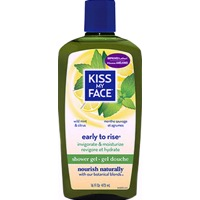 Kiss My Face Early to Rise Shower Gel