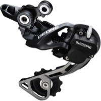 Shimano RD-M615 Deore Rear Derailleur - 10 Speed