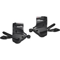 Shimano SL-3500 Sora Double Flat Bar Shifters