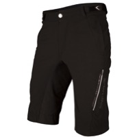 Endura SingleTrack Lite Shorts - Black