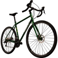 Salsa Vaya 3 Complete Bike 2015 - Kelly Green