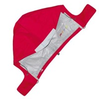 Endura Velo Jacket Hood - Red
