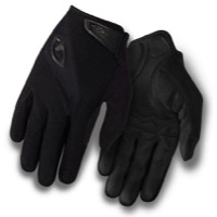 Giro Bravo LF Gloves 2017 - Mono Black
