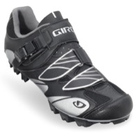 Giro Manta Women's Mountain Shoes - Black/Silver