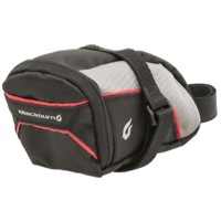 Blackburn Local Small Seat Bag - Black/Grey
