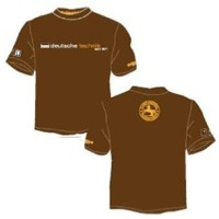 Continental Deutsche Technik T-Shirt - Brown