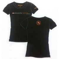 Continental Women's Deutsche Technik T-Shirt - Black
