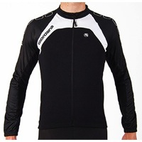 Giordana Silverline Long Sleeve Jersey - Black