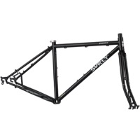 Surly Straggler 700c Frameset - Black
