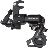 Shimano RD-FT35 Tourney Rear Derailleur w/Hanger - 6/7 Speed