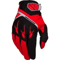 ONE Industries Atom Gloves - Red/Black
