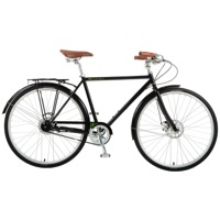 KHS Green 8 Deluxe Complete Bike - Black