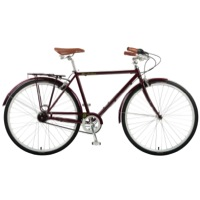 KHS Green 8 Men's Complete Bike - Merlot