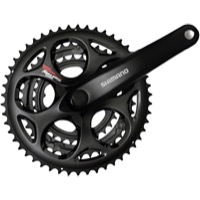 Shimano FC-A073 Tourney Triple Crankset - 7/8 Speed
