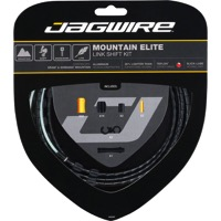 Jagwire Mountain Elite Link Shift Cable Set 2016 - Teflon Coated Cables