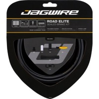 Jagwire Road Elite Sealed Brake Cable Kit - Polymer Coated Inner Cables