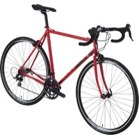 Surly Pacer Complete Bike - Red Flake