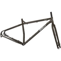 Surly ECR 29+ Frameset with Rims - Dark Green