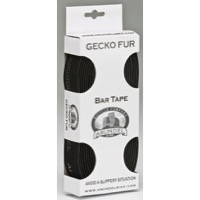 Arundel Gecko Fur Bar Tape - Black