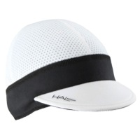 Halo Headbands Cycling Cap - White