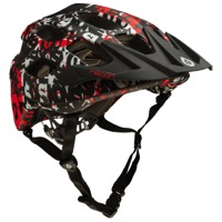 SixSixOne Recon Helmet - Repeater Red