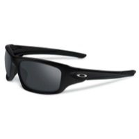 Oakley Valve Sunglasses - Polished Black/Black Iridium