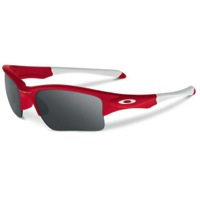 Oakley Quarter Jacket Sunglasses - Redline/Black Iridium