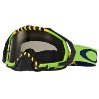 Oakley Mayhem MX Goggles - Royal Aces/Dark Grey