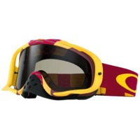 Oakley Crowbar MX Goggles - Flight Series/Dark Grey