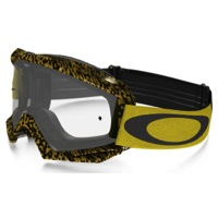 Oakley Proven MX Goggles - Viper Room Gold/Clear