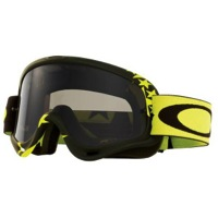 Oakley MX O Frame Goggles - Hunters/Dark Grey