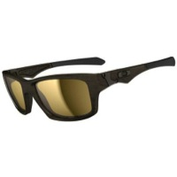 Oakley Jupiter Squared Sunglasses - Woodgrain/Tungsten Iridium Polarized