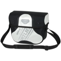 Ortlieb Ultimate 6 M Black'n White Handlebar Bags