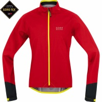 Gore Power Gore-Tex AS Cycling Jacket 2015 - Red/Black