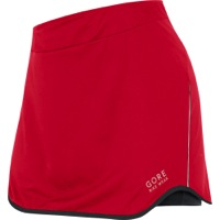 Gore Path Lady Skirt+ - Rich Red