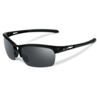 Oakley RPM Squared Womens Sunglasses - Polished Black/Black Iridium