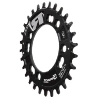 Rotor QX1 Mountain Chainring - 76mm BCD