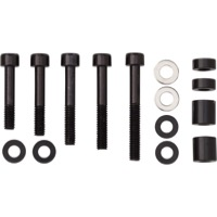 Salsa Alternator Rack Lower Mount Kit