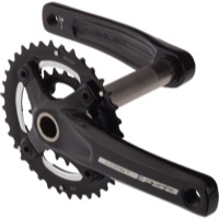 FSA Comet Fat Bike Crankset - 10 Speed