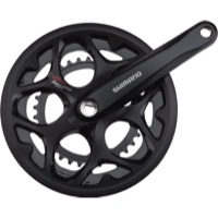 Shimano FC-A070 Tourney Double Crankset - 7/8 Speed