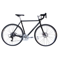 Soma Double Cross Disc Complete Bike