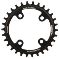 Blackspire Snaggletooth Narrow/Wide Chainrings - Fits Sram 76mm 4-Bolt BCD