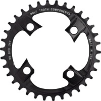 Wolf Tooth Components Drop-Stop Chainrings - 88mm BCD