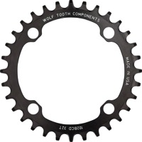 Wolf Tooth Components Drop-Stop Chainrings - 102mm BCD